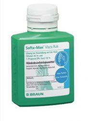 Softa-Man ViscoRub kézfertőtlenítő gél 100 ml