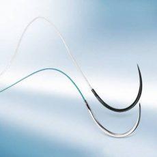 PremiCron fehér  2/0 (3) 75 cm 2XHRT26 tűvel
